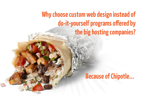Why choose custom web design?