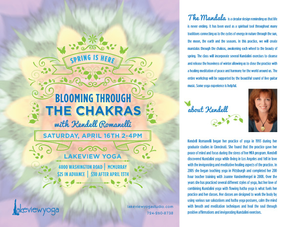 Blooming Through the Chakras