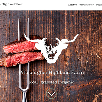 Pittsburgher Highland Farm Homepage